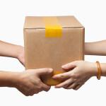 Kaip greitai išsiųsti siuntą?