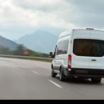 Kokiomis kryptimis vežami kroviniai mikroautobusais