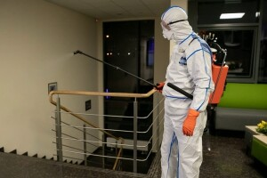 patalpų dezinfekcija įmonėms